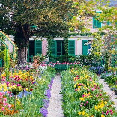 Case rurali e appartamenti a Giverny