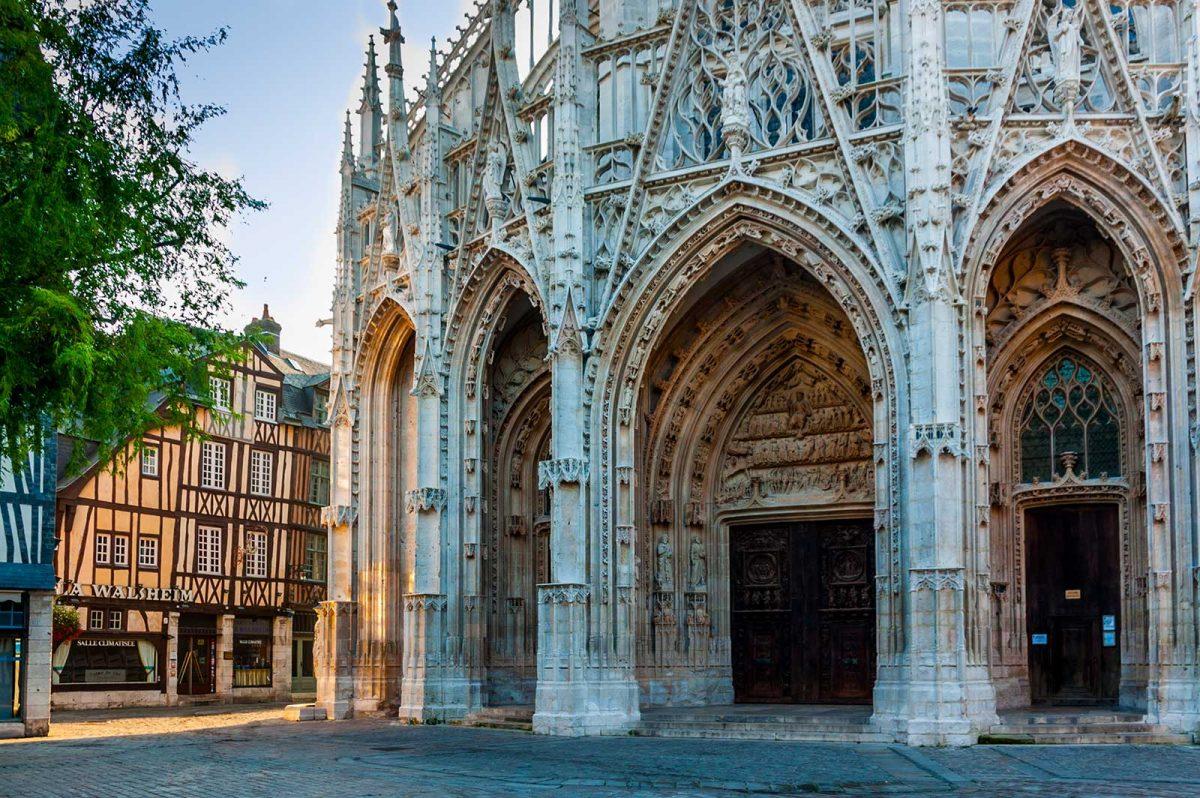 Chiesa Saint-Maclou a Rouen