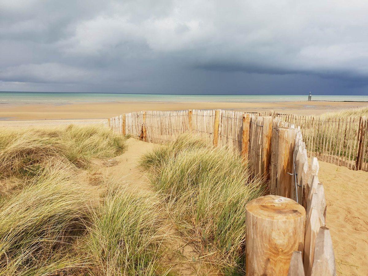 Juno Beach - Spiaggia di Courseulles-sur-Mer - D-Day