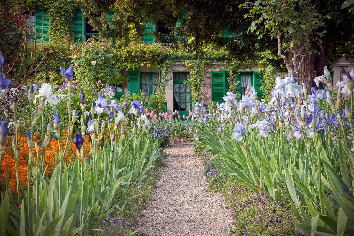 Maison de Claude Monet à Giverny - Impressionnisme