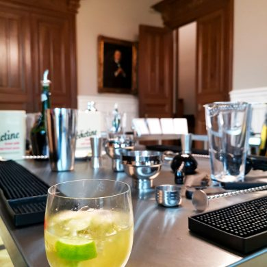 Iniziazione all'universo del  cocktail al Palais Bénédictine