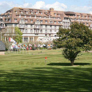 Alloggi vicino ad un campo da golf