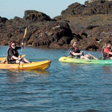 Il nostro incredibile viaggio in kayak alle Isole Chausey