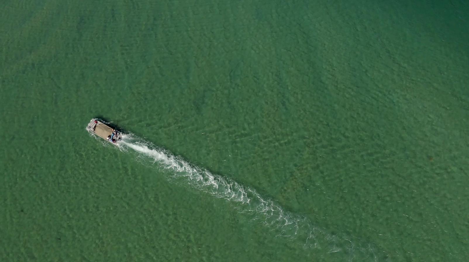 Kayak vers les îles Chausey - Expérience
