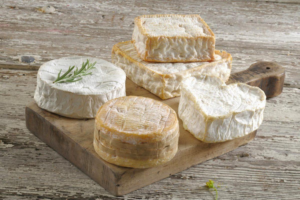 Piatto di formaggi DOP