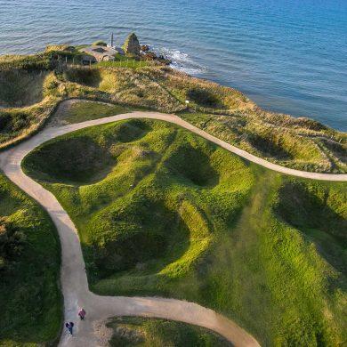 Itinerario sui luoghi dello Sbarco in Normandia