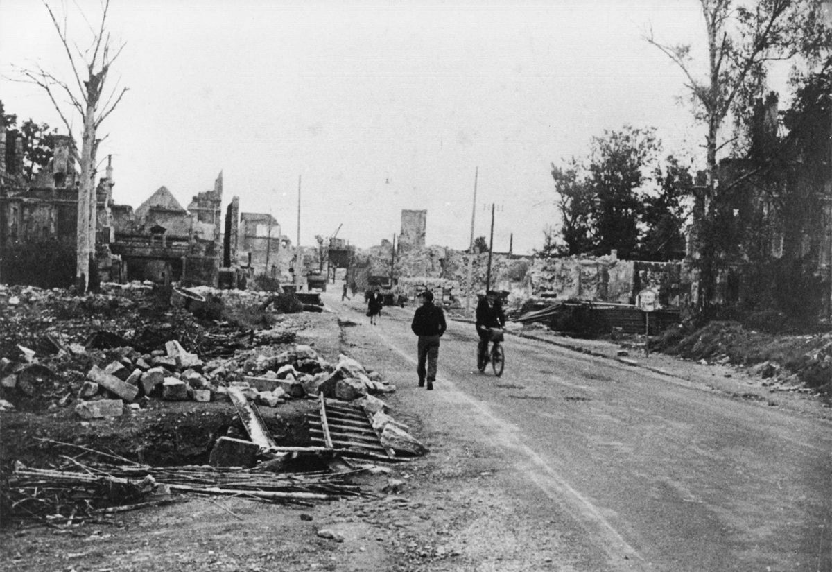 Traces de la guerre - Archives D-Day
