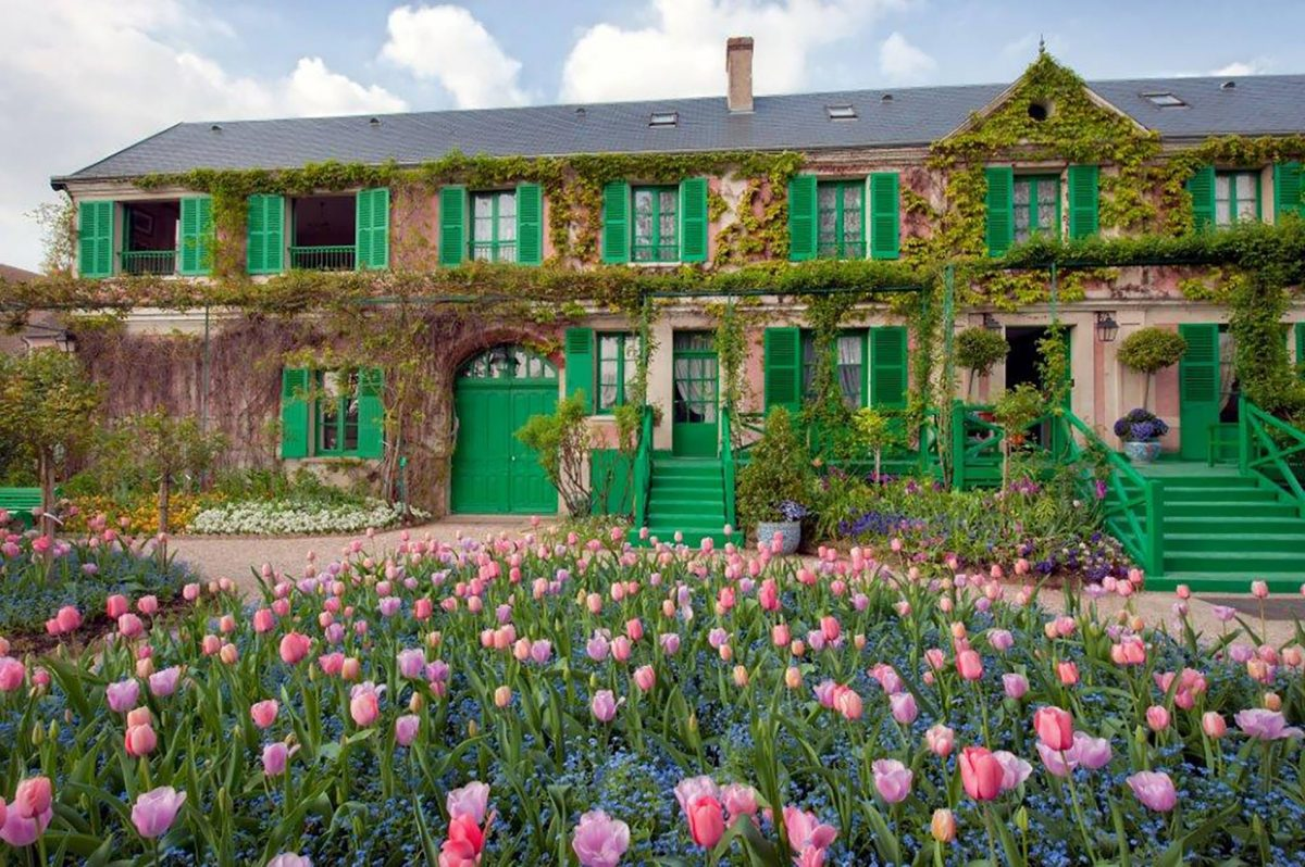 Maison Claude Monet Giverny