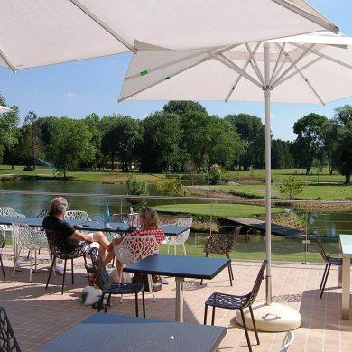 I migliori ristoranti dei campi da golf