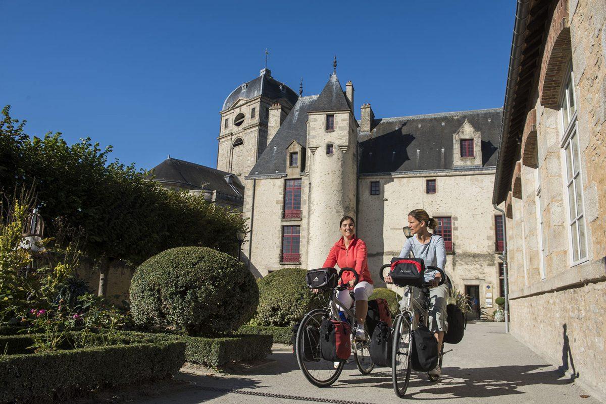 Itinéraire la Véloscénie à Alençon