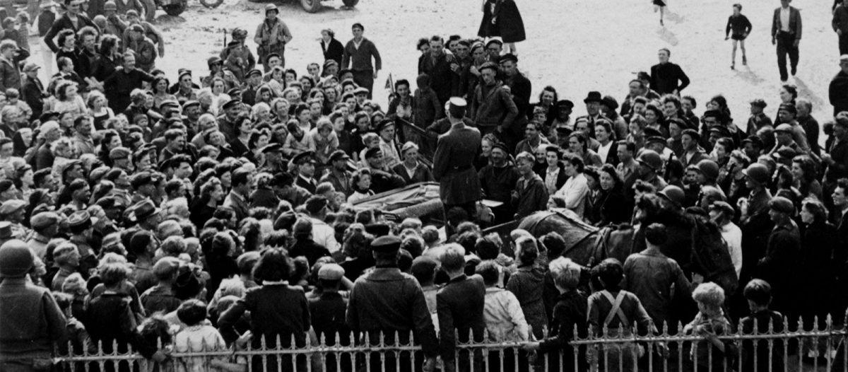 Sbarco: La Liberazione di Bayeux - Archives D-Day