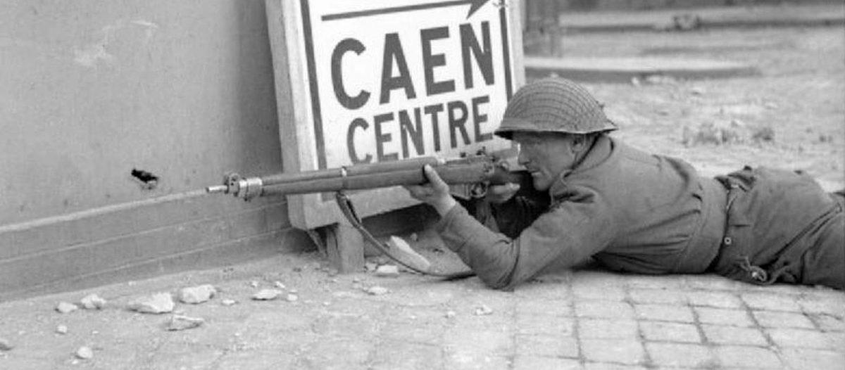 Sbarco in Normandia: la liberazione di Caen - Archives D-Day