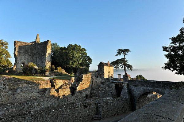 Cité médiévale de Domfront
