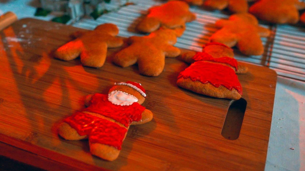 Biscuits - Noël au château de Canon - Expérience