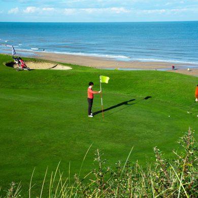 Il golf in video