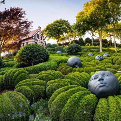 Giardini degli artisti
