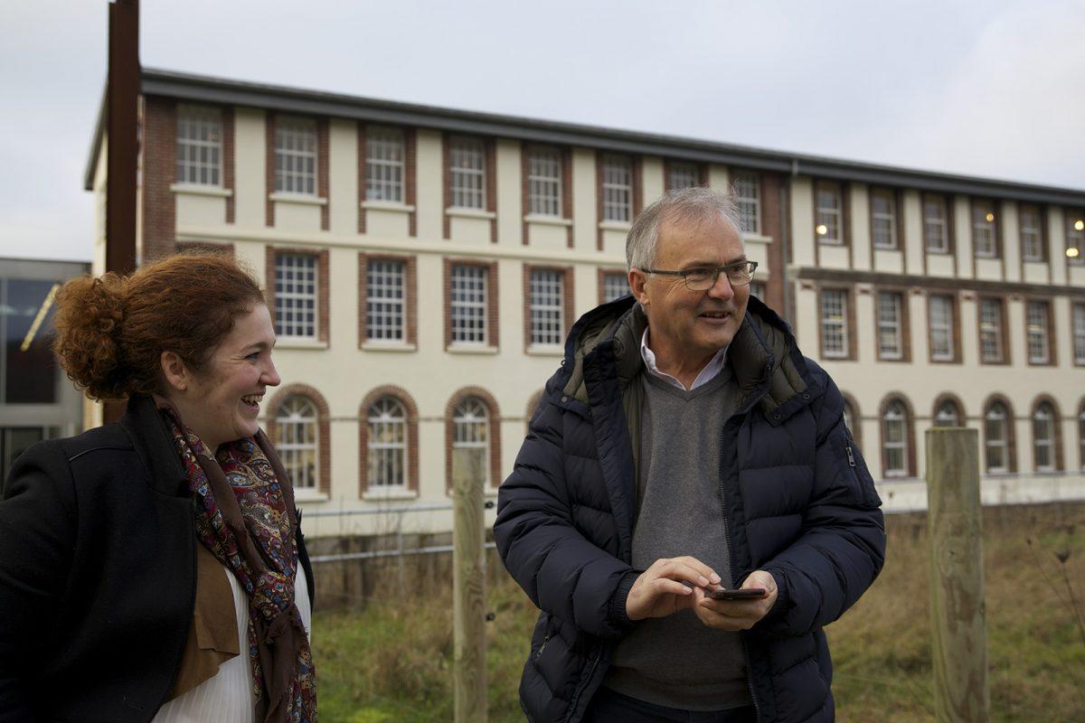 Audrey Régnier et Didier Vrac - Manufacture Bohin