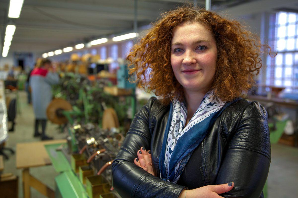 Audrey Régnier - Manufacture Bohin