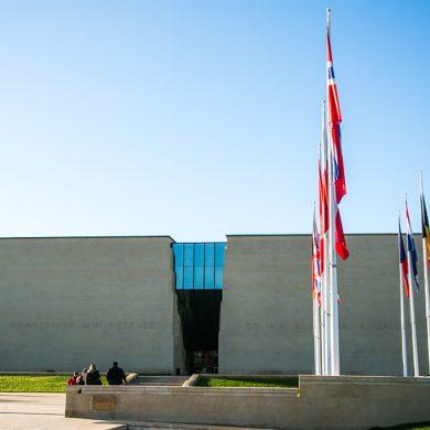 Visitare il Memoriale di Caen con la famiglia