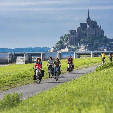 I principali itinerari in bici