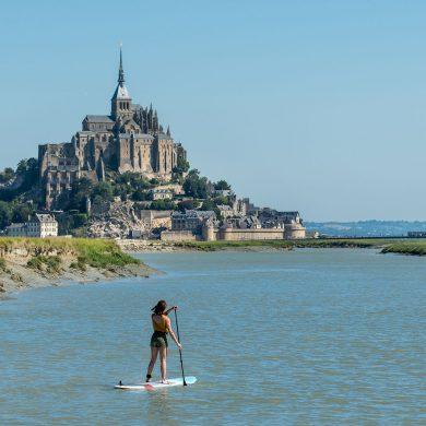 Mont-Saint-Michel in tutte le stagioni