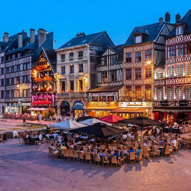 Gite di un giorno in Normandia: anche questo è possibile!