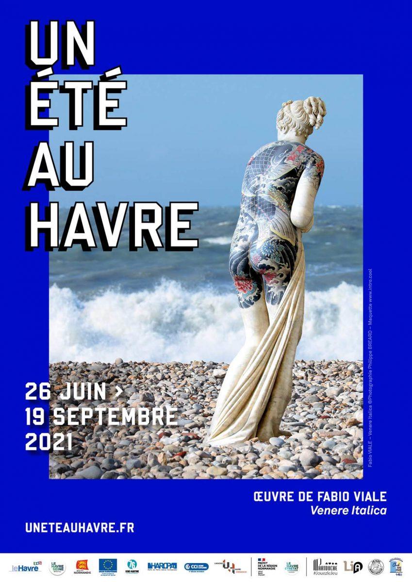 Manifesto Un Eté au Havre 2021