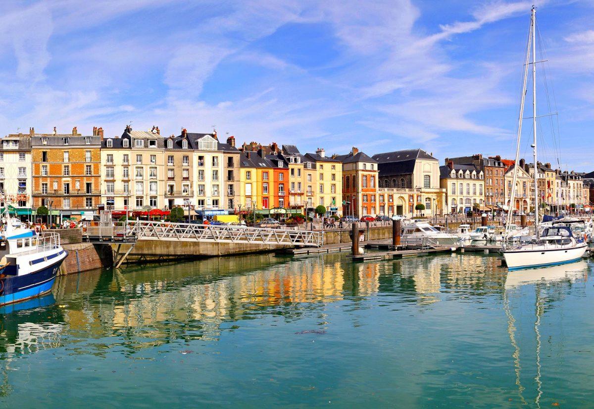 Porto di Dieppe