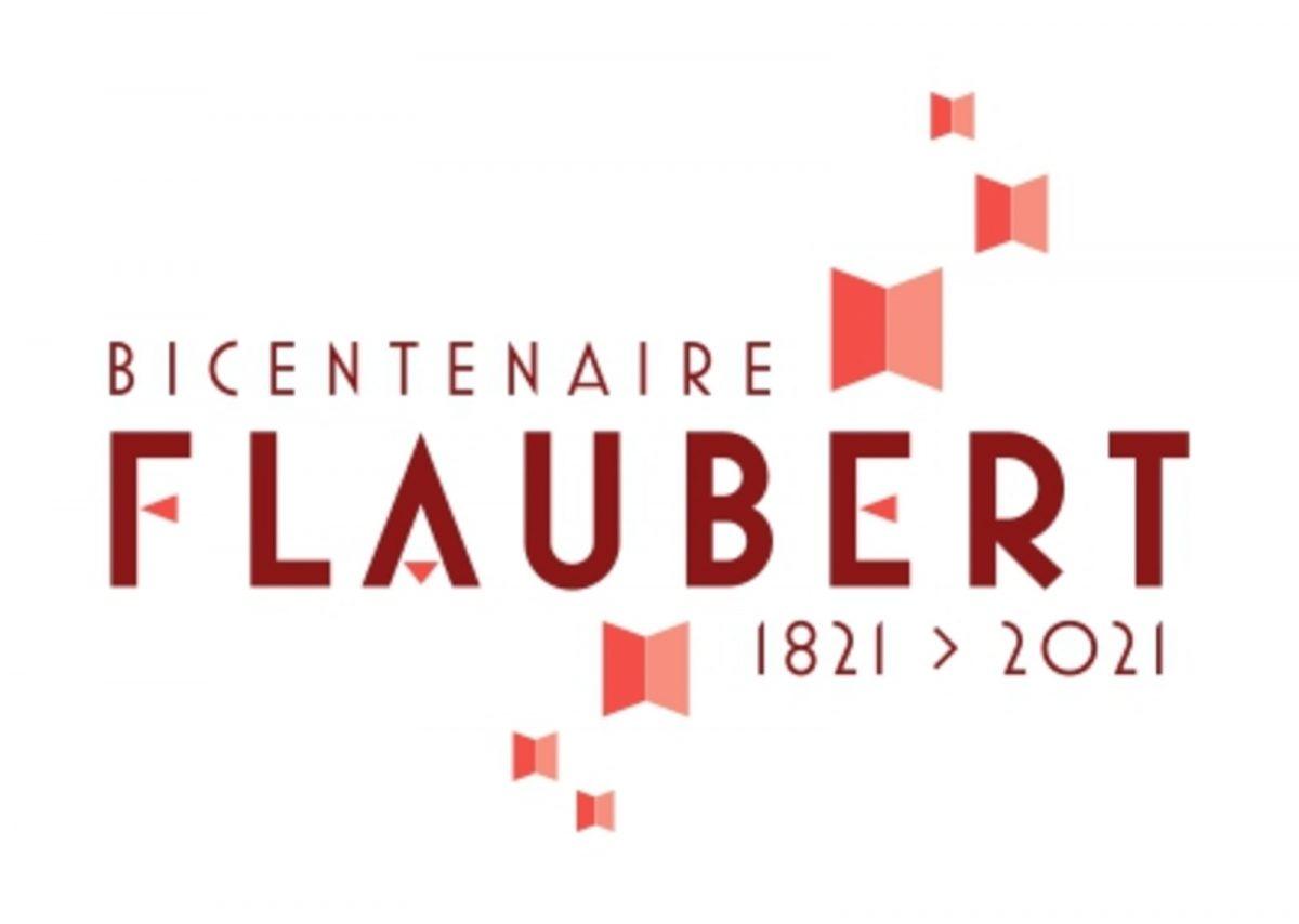 Logo du Bicentenaire de Flaubert 2021 © Flaubert 21
