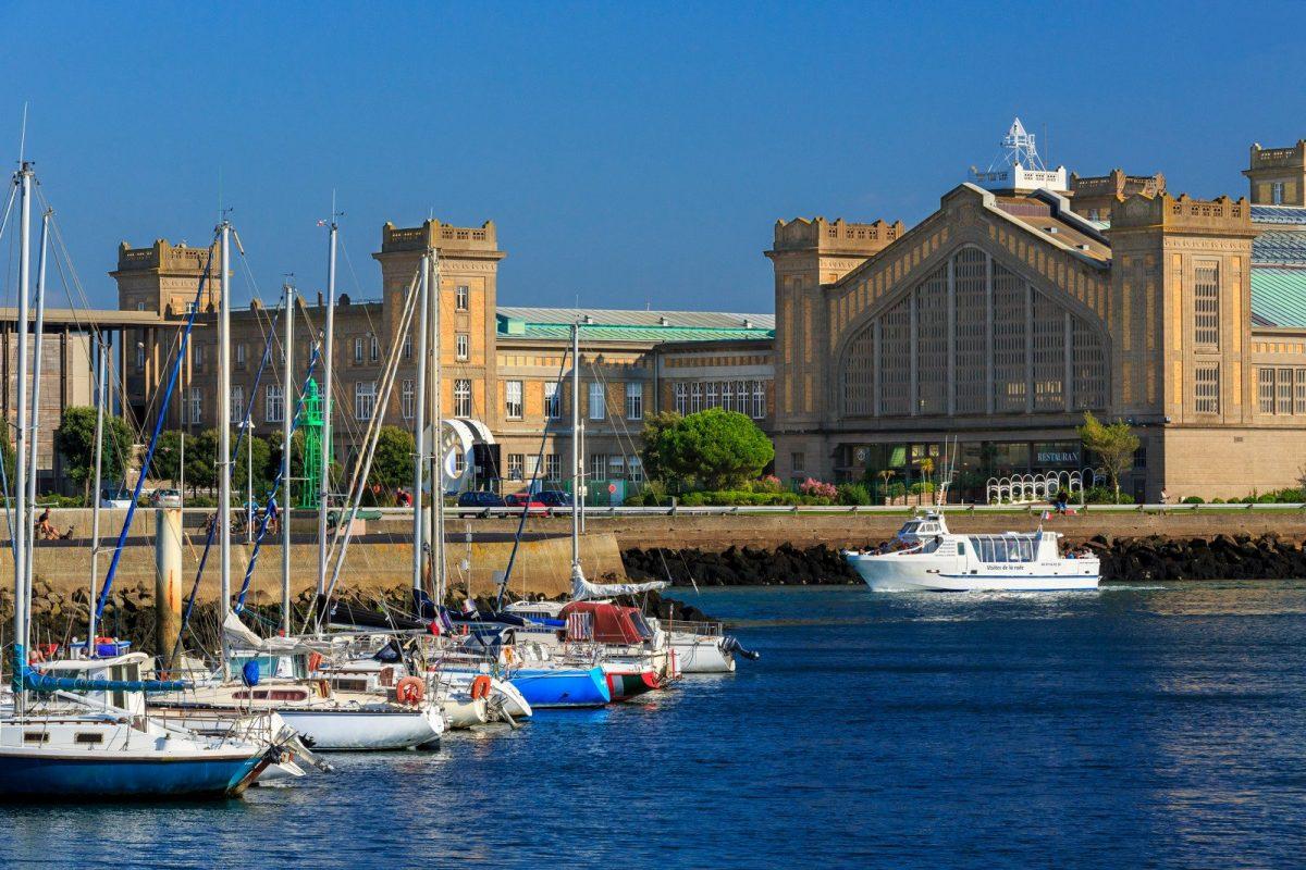 Cité de la mer a Cherbourg
