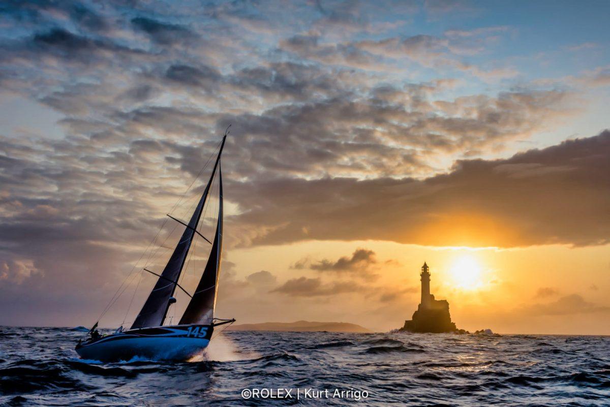 tramonto Rolex Fastnet Race