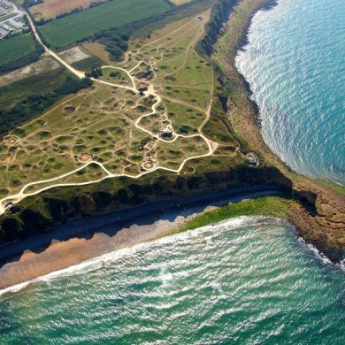 Site de la Pointe du Hoc