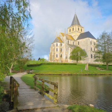 Abbaye de Cerisy-la-Forêt