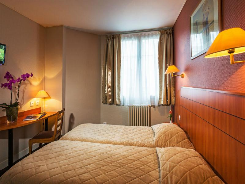 Hotel Astrid Normandia Turismo Francia